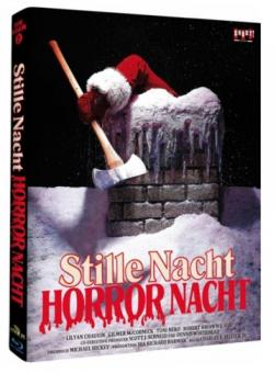Stille Nacht, Horror Nacht (Limited Mediabook, Cover A) (1984) [FSK 18] [Blu-ray]