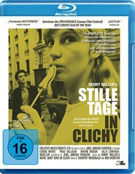 Stille Tage in Clichy (1970) [Blu-ray] [Gebraucht - Zustand (Sehr Gut)]