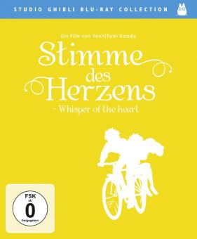 Stimme des Herzens - Whisper of the Heart (1995) [Blu-ray]