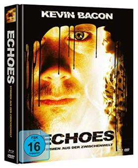Echoes - Stimmen aus der Zwischenwelt (Limited Mediabook, Blu-ray+DVD, Cover B) (1999) [Blu-ray]