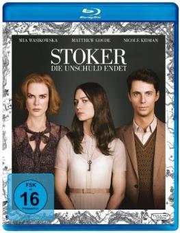 Stoker - Die Unschuld endet (2013) [Blu-ray]