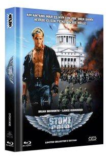 Stone Cold - Kalt wie Stein (Limited Mediabook, Blu-ray+DVD, Cover B) (1991) [FSK 18] [Blu-ray]