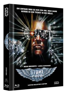 Stone Cold - Kalt wie Stein (Limited Mediabook, Blu-ray+DVD, Cover A) (1991) [FSK 18] [Blu-ray]