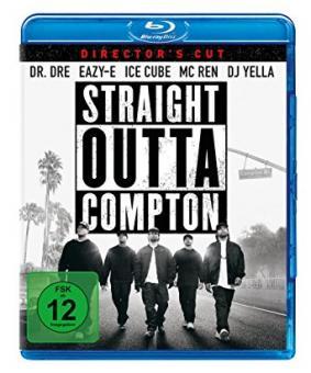 Straight Outta Compton (Director's Cut) (2015) [Blu-ray]