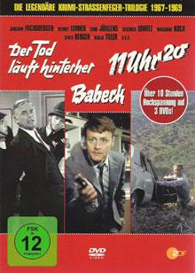 Die legendäre Krimi-Straßenfeger-Trilogie (3 DVDs)