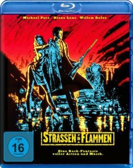 Straßen in Flammen (1984) [Blu-ray]
