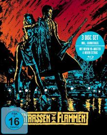 Straßen in Flammen (Limited Mediabook, 2 Blu-ray's+CD) (1984) [Blu-ray]