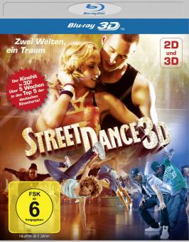 StreetDance 3D (Deluxe Edition) (2010) [3D Blu-ray]