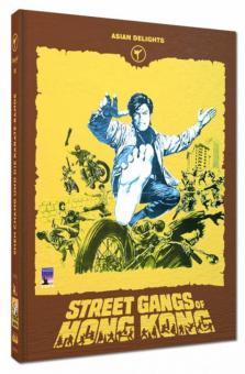 Shen Chang und die Karate-Bande (Limited Mediabook, Blu-ray+DVD, Cover D) (1973) [FSK 18] [Blu-ray]