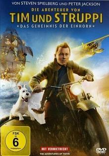 Die Abenteuer von Tim & Struppi - Das Geheimnis der Einhorn (2011)