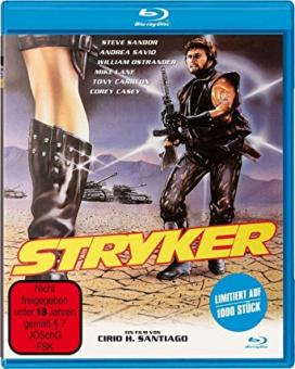 Stryker (Limited Edition) (1983) [FSK 18] [Blu-ray]