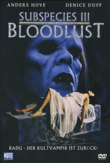 Subspecies 3 - Bloodlust (1994) [FSK 18]