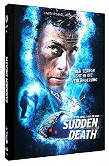 Sudden Death (Limited Mediabook, Blu-ray+DVD, Cover A) (1995) [Blu-ray]