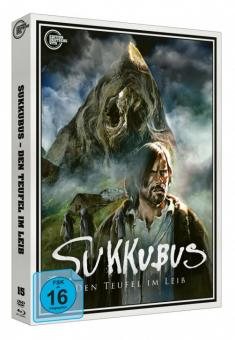 Sukkubus - den Teufel im Leib - Edition Deutsche Vita # 15 (Limited Edition, Blu-ray+DVD, Cover B) (1989) [Blu-ray]