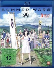 Summer Wars (2009) [Blu-ray]