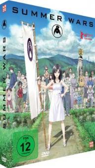 Summer Wars (2 DVDs Deluxe Edition) (2009)
