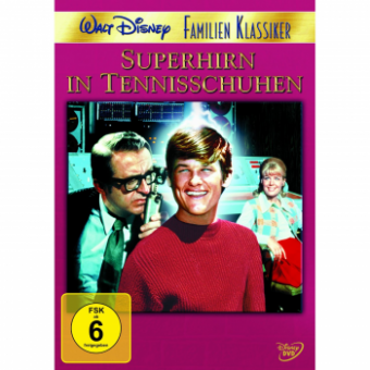 Superhirn in Tennisschuhen (1969)