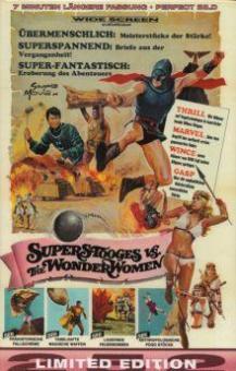 Supermänner gegen Amazonen (Große Hartbox, Limitiert auf 252 Stück) (1975) [FSK 18]