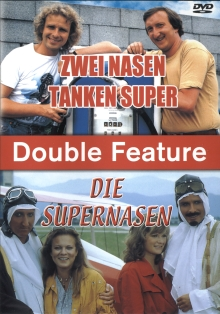 Die Supernasen / Zwei Nasen tanken Super (2 DVDs)