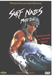 Surf Nazis Must Die (1987) [FSK 18] [Gebraucht - Zustand (Gut)]