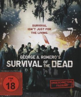 Survival of the Dead (Uncut) (2009) [FSK 18] [Blu-ray]