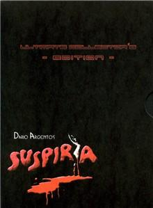 Suspiria (Ultimate Collector's Edition, 2 DVDs+CD) (1977) [FSK 18]