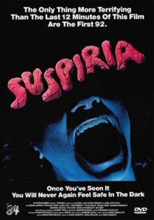 Suspiria (Unrated, kleine Hartbox, Cover B) (1977) [FSK 18]