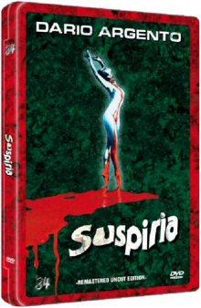Suspiria (Unrated, 3D Metalpak) (1977) [FSK 18]