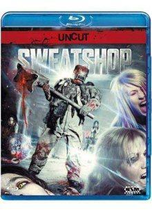 Sweatshop (Uncut) (2010) [FSK 18] [Blu-ray]