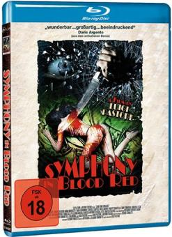 Symphony in Blood Red (2010) [FSK 18] [Blu-ray]