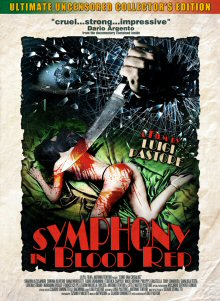 Symphony in Blood Red (Limited Edition) (2010) [FSK 18]
