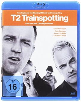 T2 Trainspotting (2017) [Blu-ray]