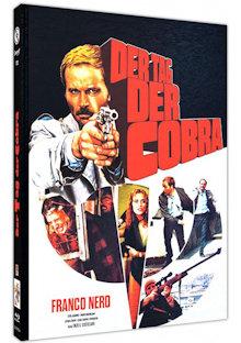 Der Tag der Cobra (Limited Mediabook, Blu-ray+DVD, Cover A) (1980) [Blu-ray]