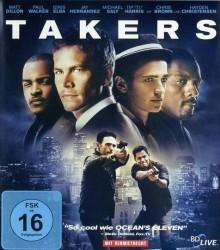 Takers (2010) [Blu-ray]