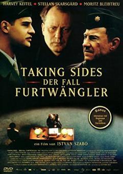 Taking Sides - Der Fall Furtwängler (2001) [Gebraucht - Zustand (Gut)]