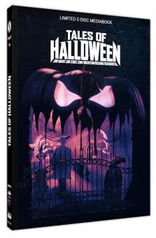 Tales of Halloween (Limited Mediabook, Blu-ray+DVD, Cover C) (2015) [Blu-ray]