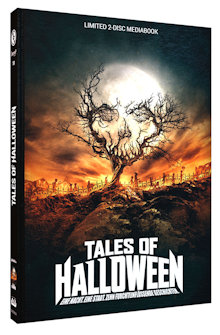 Tales of Halloween (Limited Mediabook, Blu-ray+DVD, Cover A) (2015) [Blu-ray]