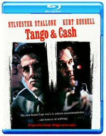 Tango & Cash (1989) [FSK 18] [Blu-ray]
