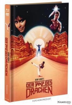 Der Tanz des Drachen (Limited Mediabook, Blu-ray+DVD+CD, Cover A) (1985) [Blu-ray]