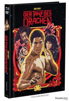 Der Tanz des Drachen (Limited Mediabook, Blu-ray+DVD+CD, Cover B) (1985) [Blu-ray]