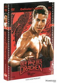 Der Tanz des Drachen (Limited Mediabook, Blu-ray+DVD+CD, Cover C) (1985) [Blu-ray]