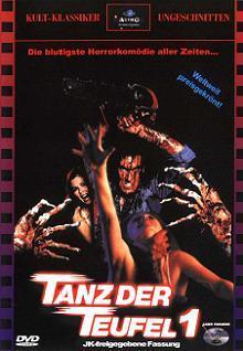 Tanz der Teufel (Erstauflage, Uncut) (1982) [FSK 18]