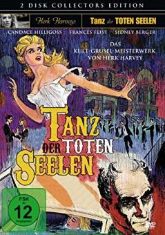 Tanz der toten Seelen - Carnival of Souls (2 DVDs Collector's Edition) (1962) [Gebraucht - Zustand (Sehr Gut)]