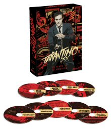 Tarantino XX - 20 Years of Filmmaking (9 Discs) [FSK 18] [Blu ray]