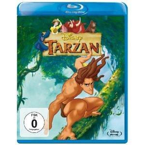 Tarzan (1999) [Blu-ray]