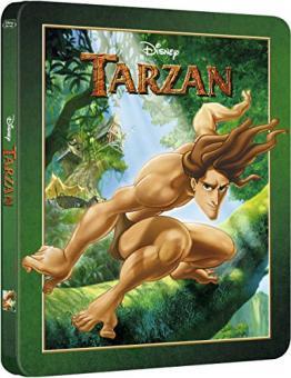 Tarzan (Limited Steelbook) (1999) [UK Import mit dt. Ton] [Blu-ray]
