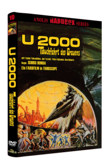 U 2000 - Tauchfahrt des Grauens (Cover B) (1963) [FSK 18]