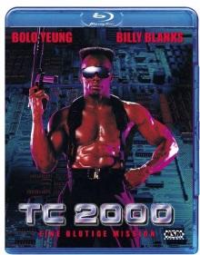 TC 2000 (Uncut) (1993) [FSK 18] [Blu-ray]