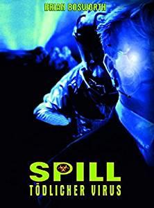 Spill - Tödlicher Virus (Limited Mediabook, Blu-ray+DVD, Cover B) (1996) [FSK 18] [Blu-ray]