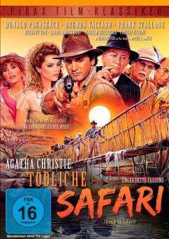 Agatha Christie: Tödliche Safari (1989) [Gebraucht - Zustand (Sehr Gut)]